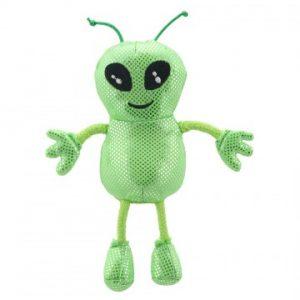 Alien Finger Puppet