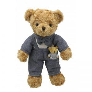 Bertie Bear Teddy Wilberry Daddy Bear