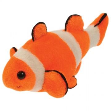 Finger puppet clown fish