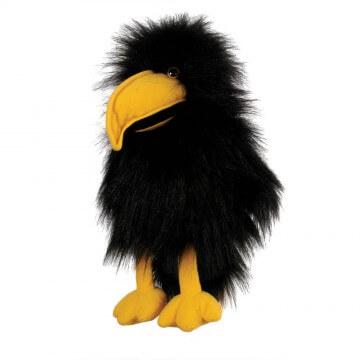 Baby Crow Bird Puppet Company