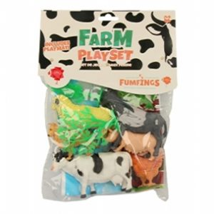 Farm Animal Playset