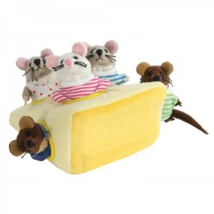Mouse in Cheese Set