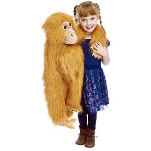 Orangutan Large Puppet Compnay Primate