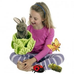 Rabbit in Lettuce Set