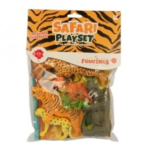 Jungle playset