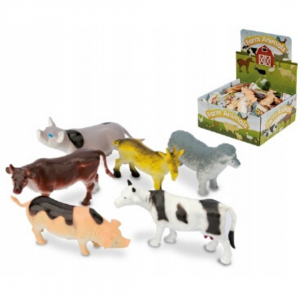 small farm animal set