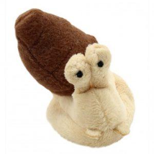 Finger puppet snail