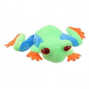 Finger Puppet Tree Frog
